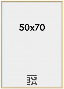 Cadre New Lifestyle Plexiglas Or 50x70 cm
