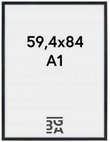 Cadre Stilren Noir 59,4x84 cm (A1)