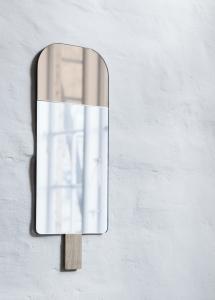 Miroir EO Ice Cream Warm Rose 22x57 cm
