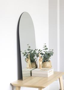 KAILA Miroir Cut Oval 70x100 cm