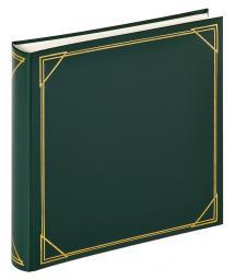 Carré Vert - 30x30 cm (100 pages blanches / 50 feuilles)