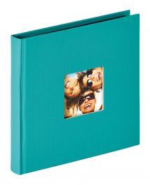 Fun Album Vert - 18x18 cm (30 pages noires / 15 feuilles)