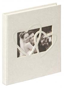 Sweet Heart Livre d'or - 23x25 cm (144 pages blanches / 72 feuilles)