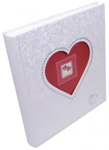 Forever Album - 29x32 cm (60 pages blanches / 30 feuilles)