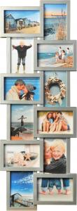 Holiday Gallery Argent foncé - 12 Images