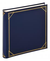 Carré Bleu - 30x30 cm (100 pages blanches / 50 feuilles)