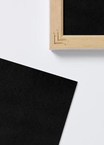 Sans acide Noir Insert - 30x30 cm