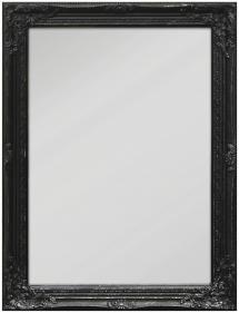 Miroir Antique Noir 50x70 cm