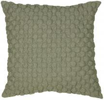 Housse de coussin Bubbel - Vert 50x50 cm