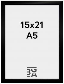 Cadre New Lifestyle Noir 15x21 cm (A5)