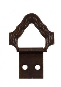 Attache-tableau avec œillet Baroque Bronze Samll - lot de 7