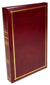 Classic Line Super Album Bordeaux - 300 images en 10x15 cm