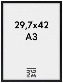 Cadre Edsbyn Noir 29,7x42 cm (A3)