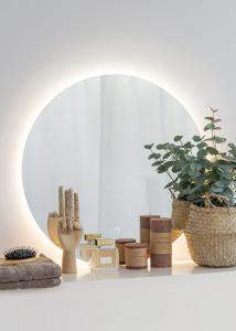 KAILA Miroir LED 60 cm Ø