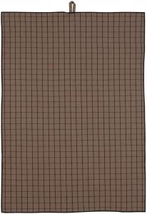 Torchon de cuisine Ture - Chocolat 50x70 cm