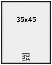 Cadre Edsbyn Noir 35x45 cm