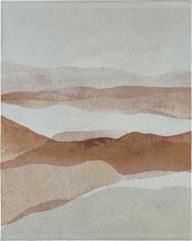 Tenture murale Dunes - Beige 100x127 cm