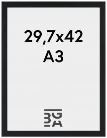 Cadre Stilren Noir 29,7x42 cm (A3)