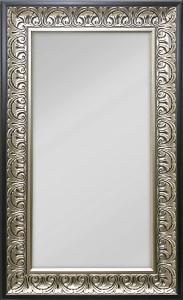 Miroir Wismar Argent 50x120 cm