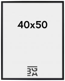 Cadre Edsbyn Noir 40x50 cm