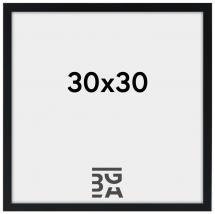 Cadre Edsbyn Noir 30x30 cm