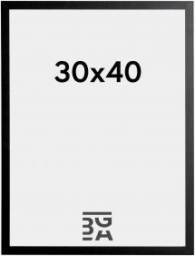 Cadre Trendy Noir 30x40 cm