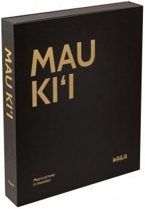 KAILA MAU KI'I - Coffee Table Photo Album (60 Pages Noires / 30 Feuilles)