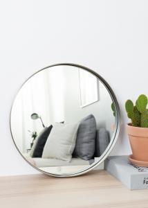 Miroir Metal 40 cm Ø