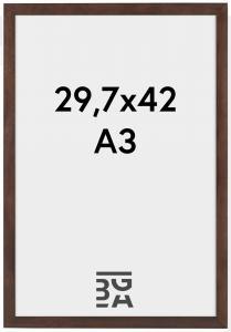 Cadre Stilren Noyer 29,7x42 cm (A3)