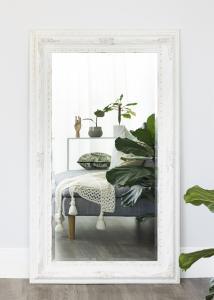 Miroir Palermo Blanc 66x126 cm