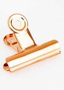 KAILA Poster Clip Rose Gold - 75 mm