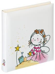 Album enfant Fée Maternelle - 28x30,5 cm (50 pages blanches / 25 feuilles)