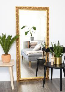 Miroir Baroque Or 60x150 cm