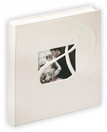Ti Amo Album - 28x30,5 cm (60 pages blanches / 30 feuilles)