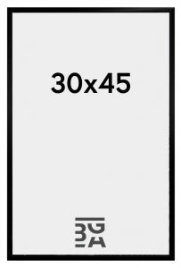 Cadre New Lifestyle Verre Acrylique Noir 30x45 cm
