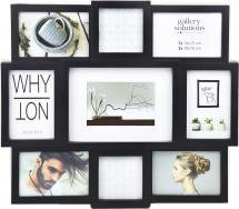 Gallery Solutions Black - 9 Images