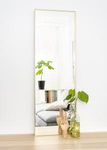 Miroir Narrow Or 40x120 cm