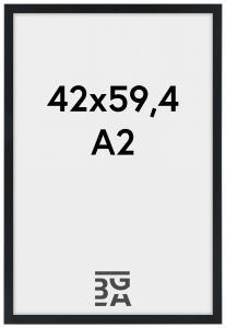 Cadre Stilren Noir 42x59,4 cm (A2)