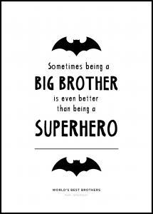 Superhero Brother
