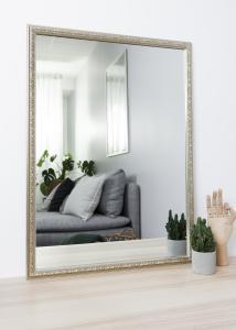 Miroir Nost Argent 50x70 cm