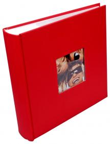 Fun Album Rouge - 200 images en 10x15 cm