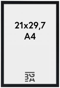Cadre Edsbyn Noir 21x29,7 cm (A4)