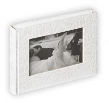 Music Album - 22x16 cm (40 pages blanches / 20 feuilles)