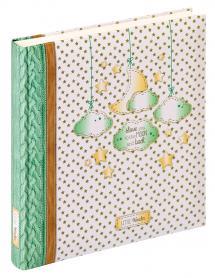 Little Wonder Album - 28x30,5 cm (50 pages blanches / 25 feuilles)