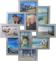 Holiday Gallery Argent foncé - 10 Images