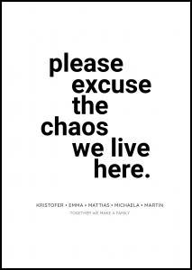 Chaos - White