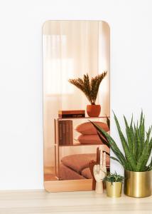 KAILA Miroir Rectangle Rose Gold 40x100 cm