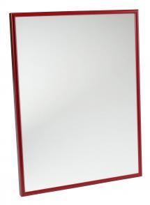 Miroir Karlholm Rouge vif - Propres mesures