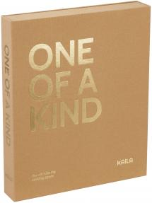 KAILA ONE OF A KIND Manilla - Coffee Table Photo Album (60 Pages Noires)