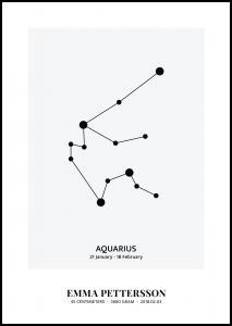 Aquarius - Star Sign